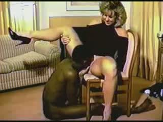 Filming his drunk swinger wife with a black man - snake