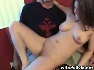 Wife Rides Another Man