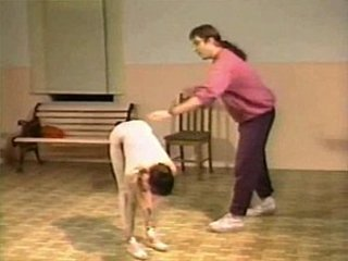 Dancer caning