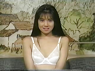 Asian Brunette Japanese Lingerie Teen