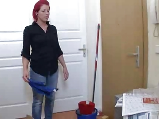 German Housewife