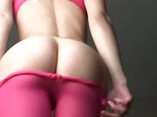 Hot Stripping With The Naughty Teen..
