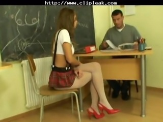 Cute Pantyhose Skirt Student Teen