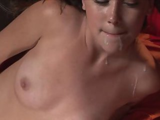 Amateur Blowjob Cute Facial Small Tits Teen