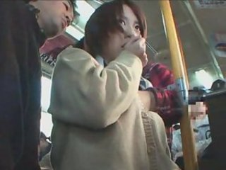 Asian Bus Cute Gangbang Japanese Student Teen