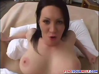 Mom's perverted porn audition