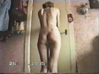 Amateur Mature Russian Spanking Wife