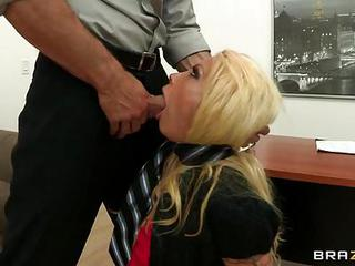 Awesome Candy Manson Slurps On This Tasty Prick