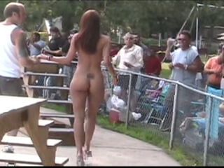 Nude Beauty Pageant