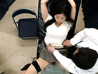 Asian Doctor School Teen