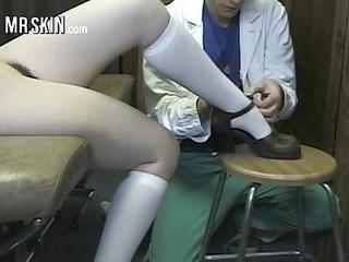 Naked Celebrity Nurses Lick The Dick And Suck The Cream