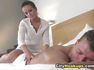Massage Oiled Teen