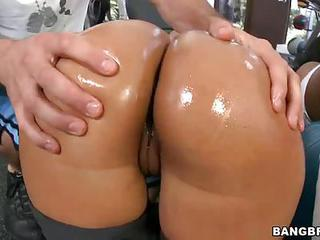 There Are Two Sexy Assed Ebony S...