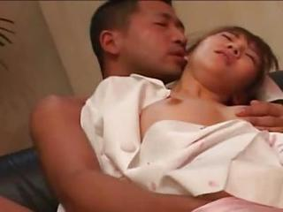 Thai Nurse Got Laid Hard From Be...