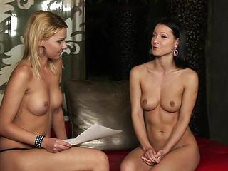 Cindy Hope Has A Naked Interview...