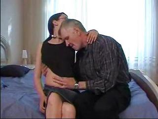 Amateur Daddy Daughter Old and Young Teen