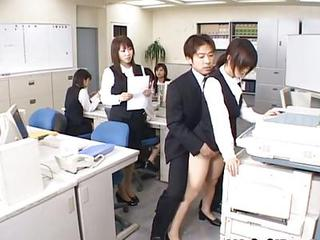 Asian Clothed Doggystyle Japanese Office Public Secretary Teen