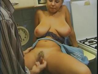 Very Cute Hairy Blond Takes It L...
