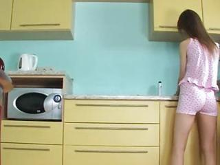 Ass Kitchen Teen