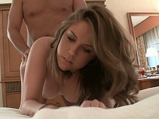 Properly fucked college girl