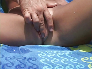 Close up Public Pussy