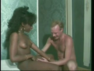 Black and Blonde Babes Getting Fucked Hard By White Cocks