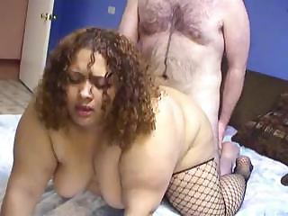 Amateur BBW Doggystyle Fishnet Interracial Latina MILF