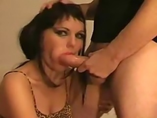 Amateur Blowjob Deepthroat European German Girlfriend