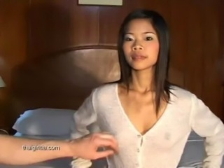Asian Babe Cute Skinny Small Tits Teen Thai