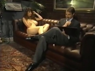Christy Canyon Shows How To Be A Contestant