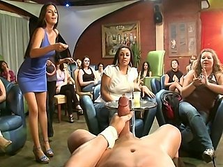 Big cock CFNM MILF Party