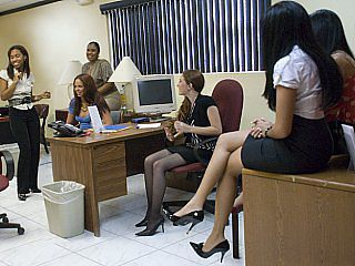CFNM MILF Office Secretary