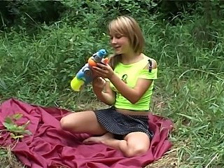 Outdoor Skirt Teen Toy