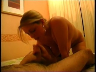 Amateur British European Handjob MILF Natural