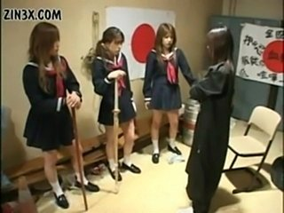 Asian Game Japanese School Teen Uniform