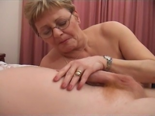 Busty big ass beautiful granny balled