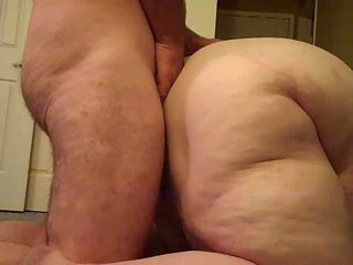 BBW Pet Doggystyle Pussy And Anal Fuck