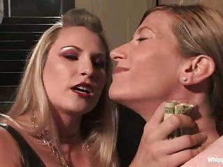 Bobbi Starr, Harmony, Hollie Stevens And Lorelei Lee Ate The Gang. And...