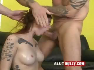 Girl Reduced To Fuck Object...