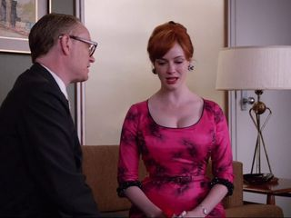 Christina Hendricks - Mad Men...