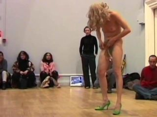 Nude Scandal Theatre Hot Gerl...