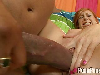 Scarlett Pain getting cracked...
