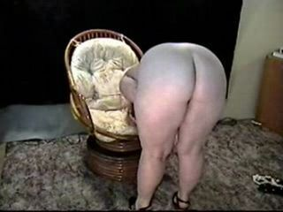 Janelle in her chair