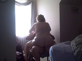 a morning fuck by the window.
