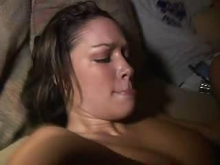 Slut powerfucked at a party