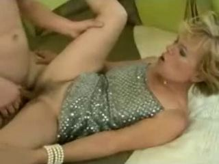 Nice Titted Hairy Mature