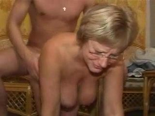 Titty Mom Gets Her Boobs & Twat Pounded
