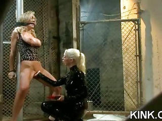 Bdsm Bondage Fetish Latex MILF