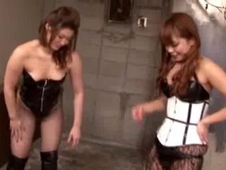 Two Japanese Mistress