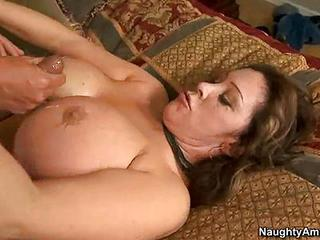 Slutty Momma Kandi Cox Gets Creamed With Fresh Man&#039;s Goo And Loved It</a>